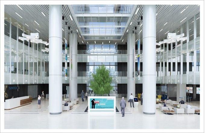 Corporate Atrium