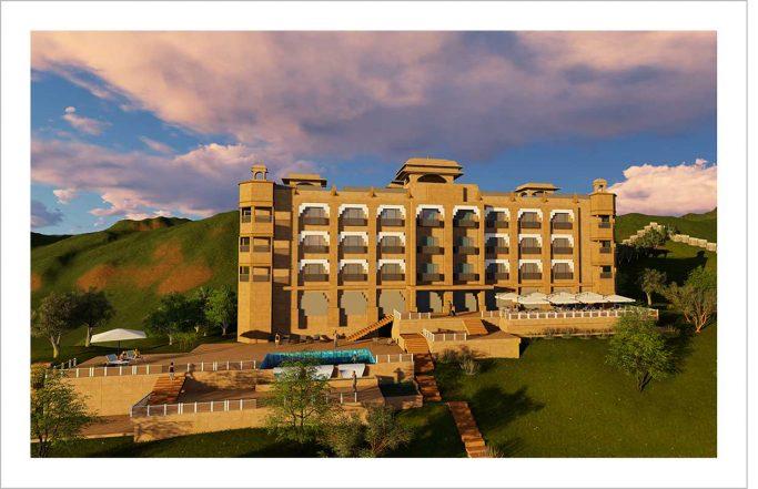 Lakeside Resort – Udaipur
