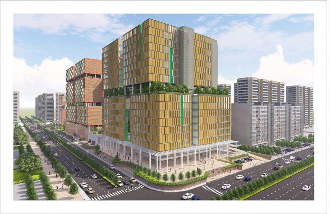 Avenue One – Corporate Park