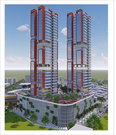 KE Central – Multistorey Residential